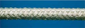 Doublebraided polyester with core
