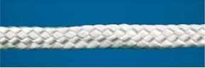 Netbraided polyester without core