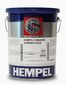 Hempel Marine Varnish